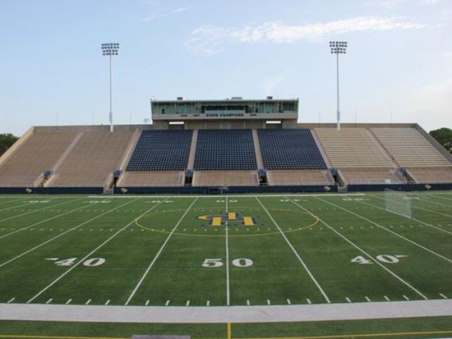 Highlander Stadium 0