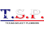 Texas Select Plumbing logo