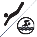 Tomball  Fall Kick-Off (Diving) logo