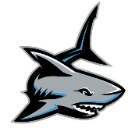 Alvin Shadow Creek Sharks logo