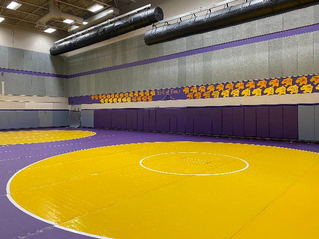 Auxiliary Gym (Wrestling) 2