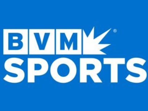 BVM Sports logo