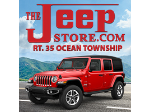 The Jeep Store logo