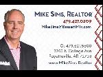 Mike Sims  logo