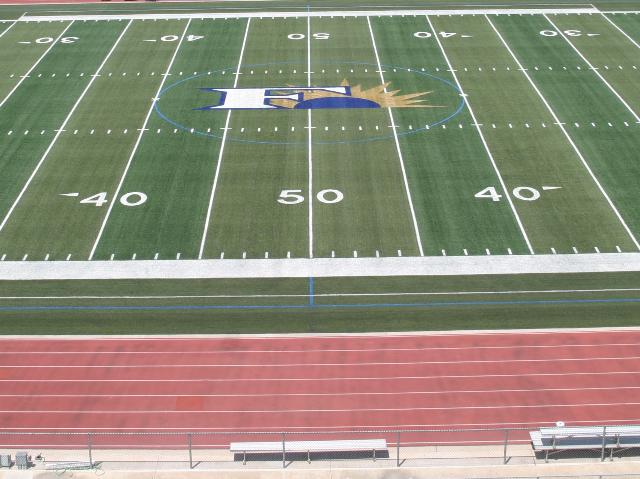 Memorial Stadium Field 1