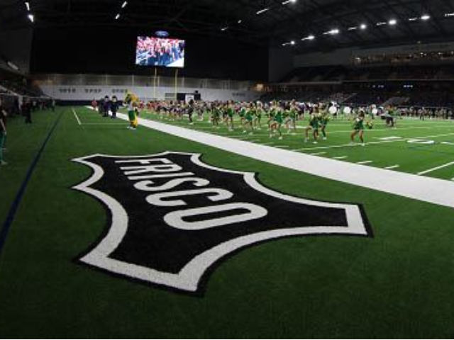 Frisco at Ford Center 2