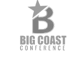 BIG COAST CONFERENCE logo