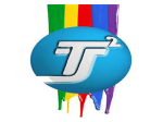 TJ2  Sports & Custom Prints logo