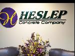Heslep Concrete Company logo