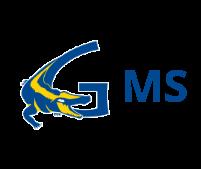 Gautier Middle logo