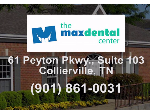 The Max Dental Center logo