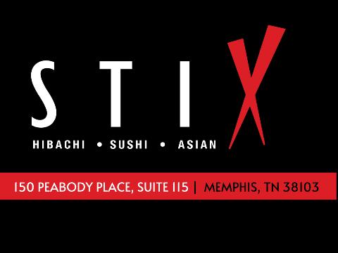 Stix Sushi logo