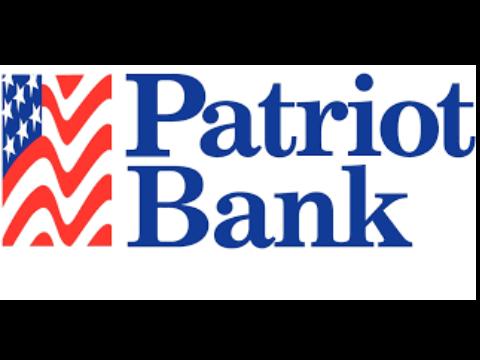 Patriot Bank logo