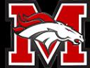 Mustang logo 100