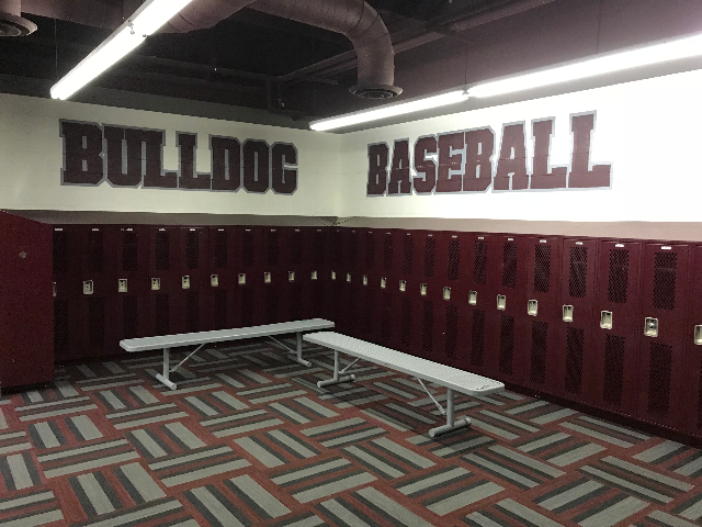 Baseball Locker 4