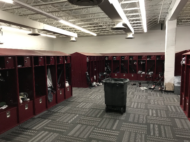 Locker Room 0