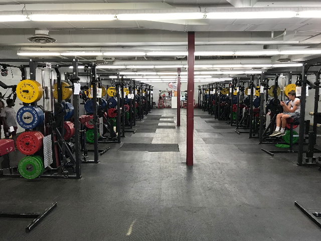 Strength/Conditioning Facility 0