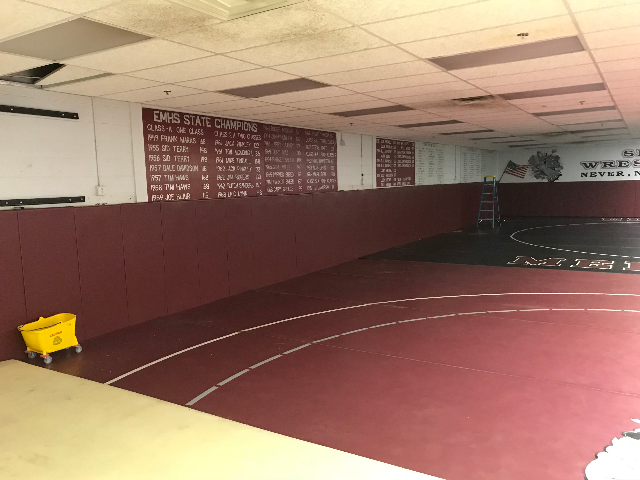 Wrestling Room 3