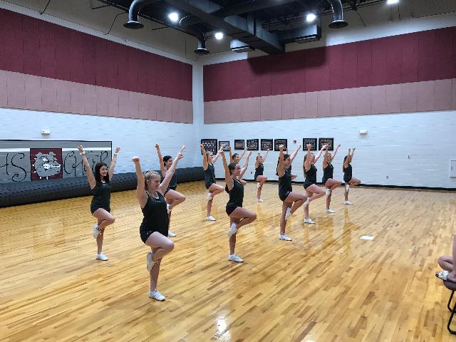 Cheer/Pom Facility 3