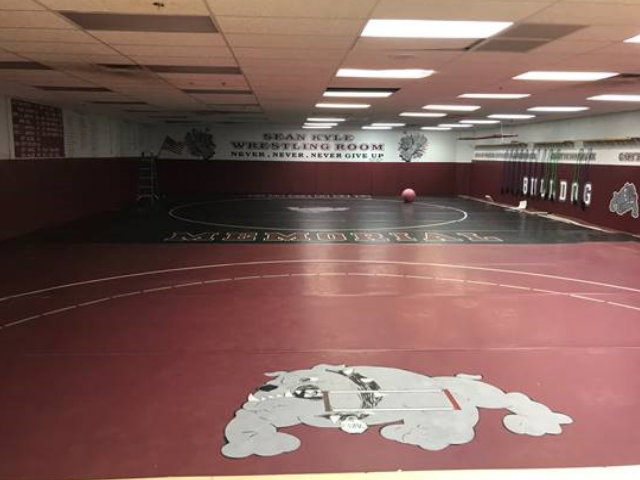 Wrestling Facility 0