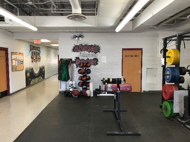 Strength/Conditioning Facility 1