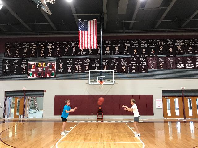 Basketball Gym 3
