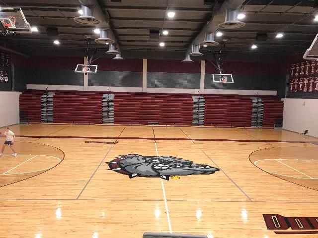 Basketball Gym 0