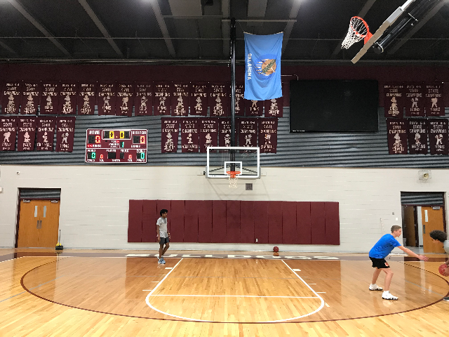 Basketball Gym 2
