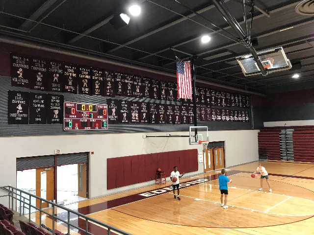 Basketball Gym 1
