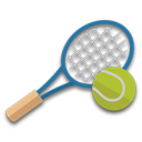 Tennis Match logo