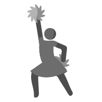 State Cheer Competition logo