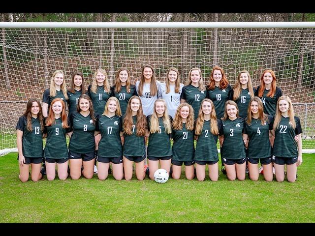 Girls Varsity Soccer 2020