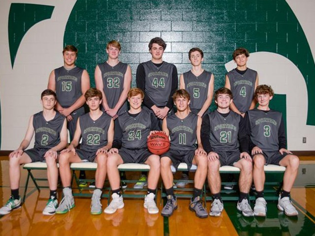 Boys JV Basketball gallery