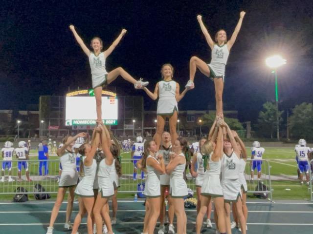 Girls 9th Grade Cheerleading gallery
