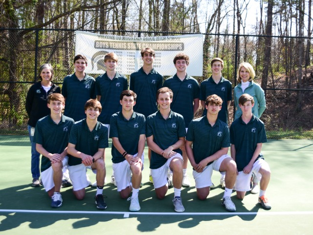 Boys Varsity Tennis gallery