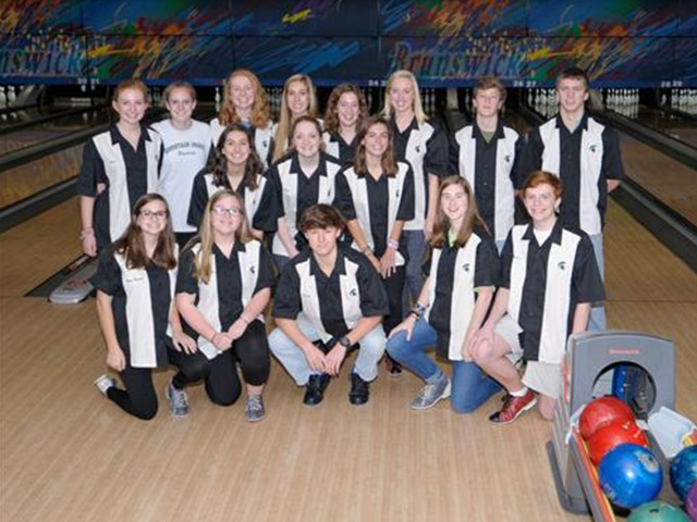 Bowling 2016 Team Photo