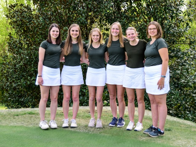 Girls Varsity Golf gallery