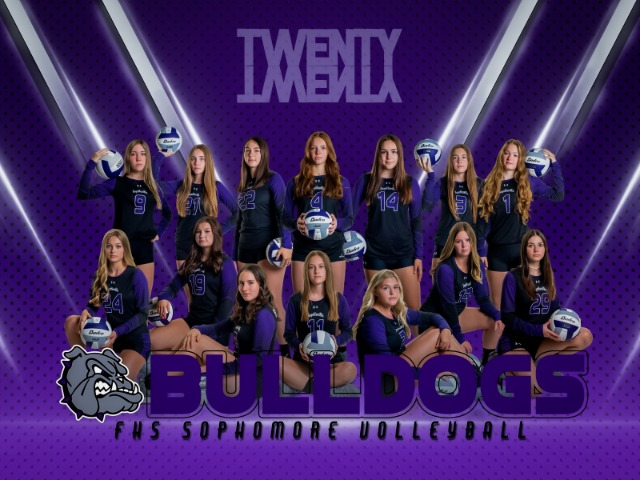FHS Sophomore Volleyball