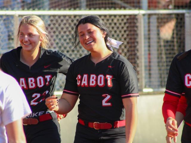 Senior Night 2021 - Cabot vs MSM