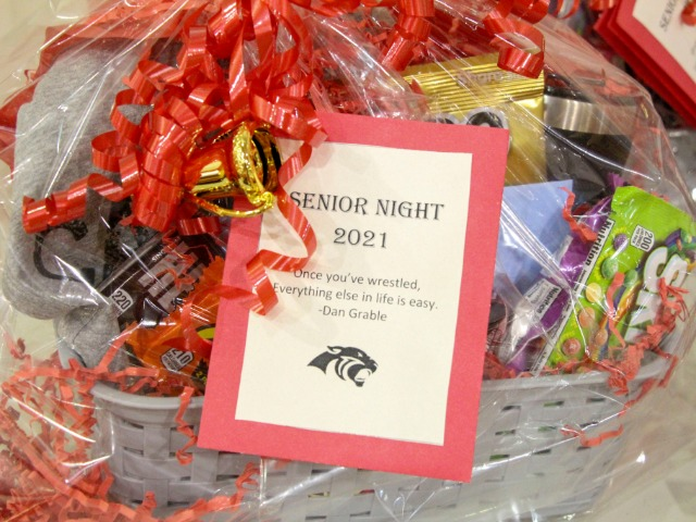 2020 Senior Night