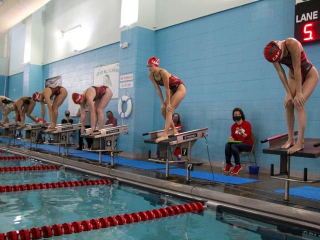 2020 Swim Senior Night