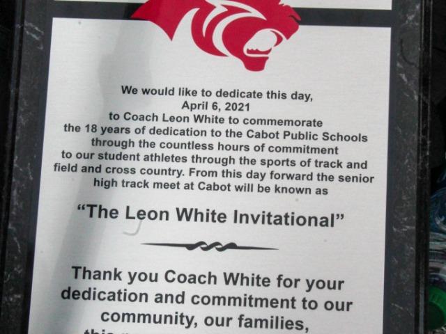 2021 Leon White Invitational