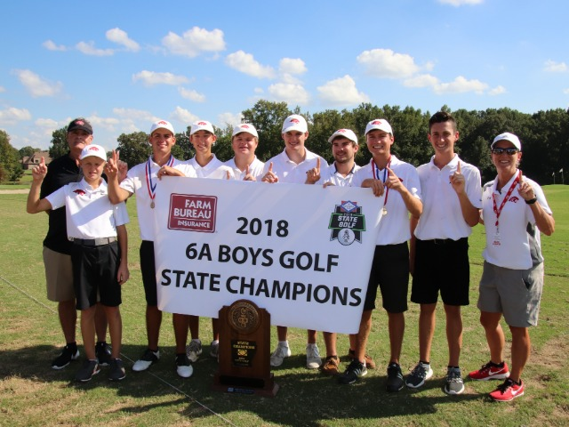 2018 State Champions