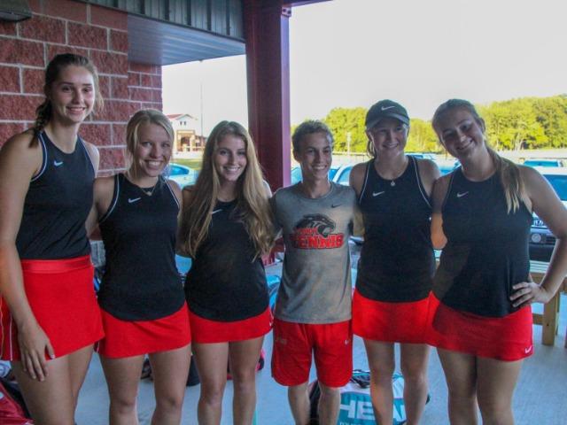 Congratulations Emily, Kelsey, Caroline, Emily, & Maggie