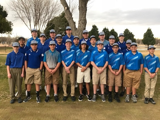 Boys Varsity Golf Gallery Images