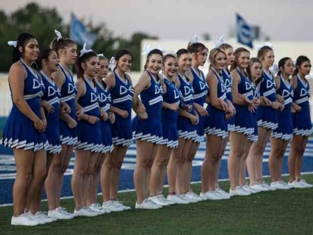 Coed Varsity Cheerleading Gallery Images