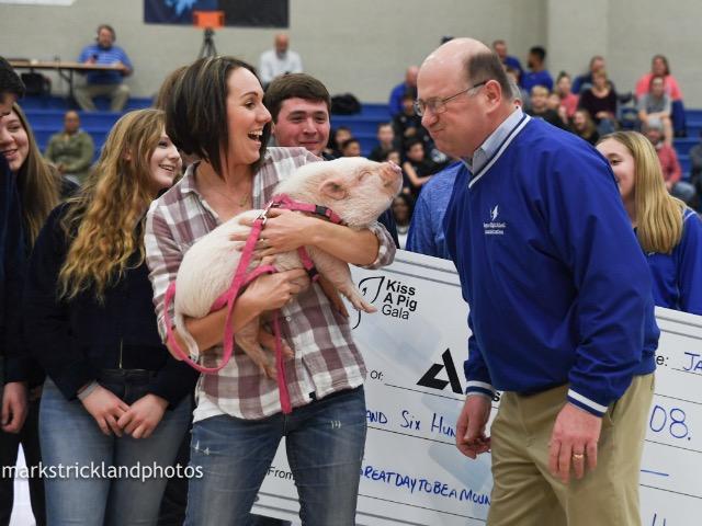 Kiss a Pig Campaign