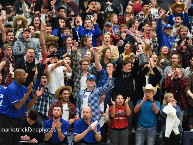 Mounties vs War Eagles January 25, 2019
