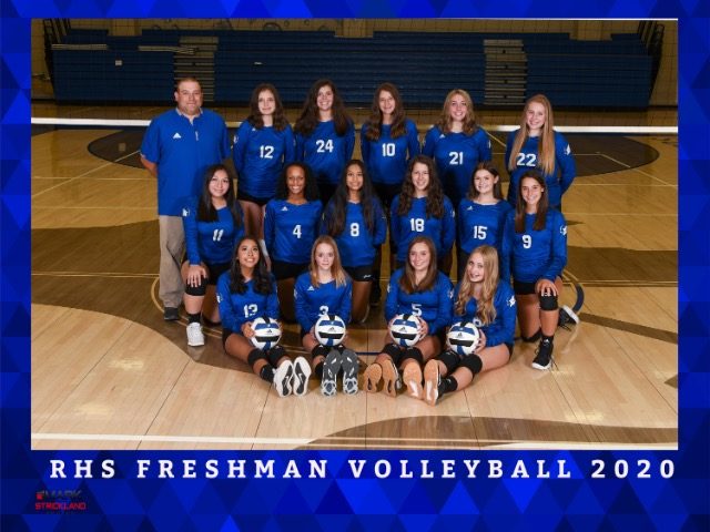 Girls Freshman Volleyball Gallery Images