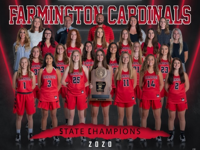 2019-2020 State Champions